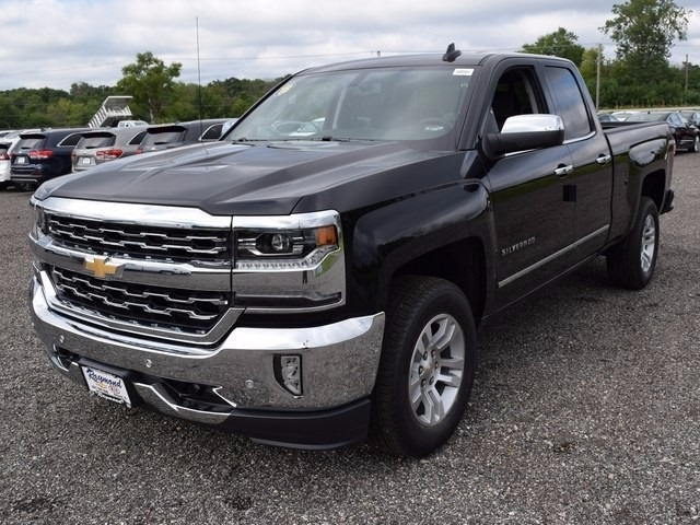 2018 Silverado 1500 Extended Cab 4x4 Pickup #38577 - photo 9