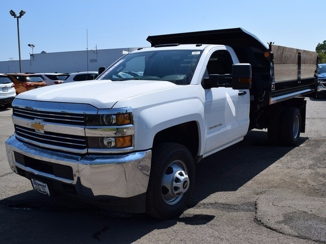 2017 Silverado 3500 Regular Cab DRW Dump Body #38581 - photo 7