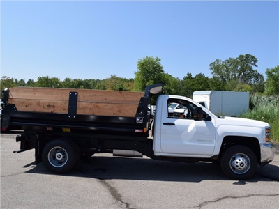 2017 Silverado 3500 Regular Cab DRW Dump Body #38581 - photo 3