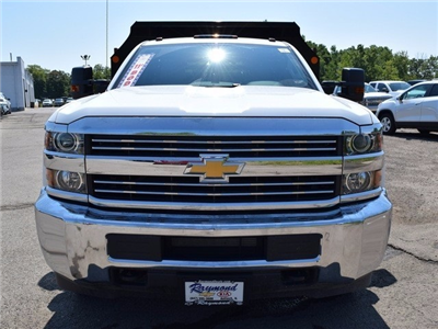 2017 Silverado 3500 Regular Cab DRW Dump Body #38581 - photo 8