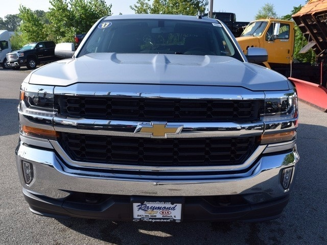 2017 Silverado 1500 Crew Cab 4x4 Pickup #38582 - photo 10