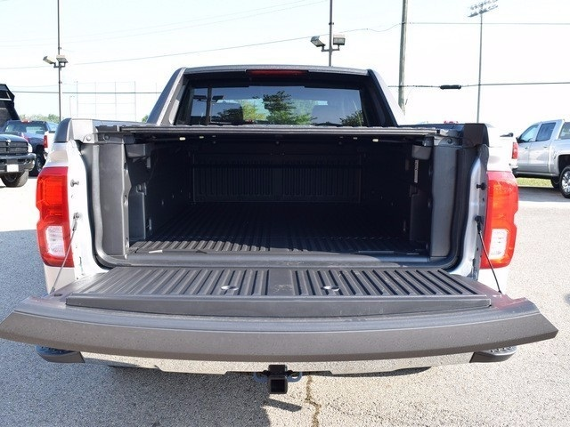 2017 Silverado 1500 Crew Cab 4x4 Pickup #38582 - photo 18