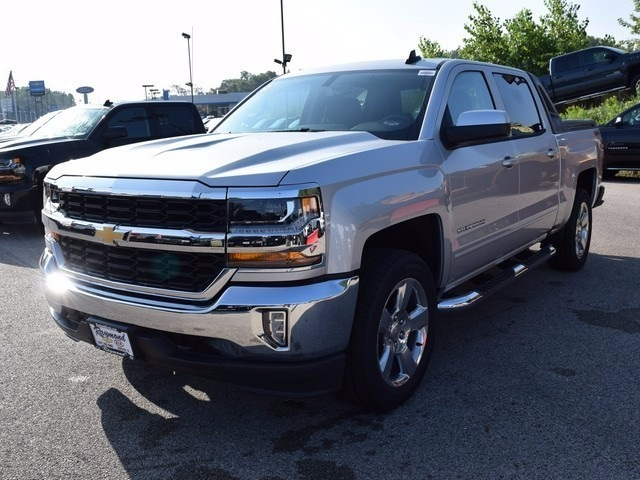 2017 Silverado 1500 Crew Cab 4x4 Pickup #38582 - photo 9