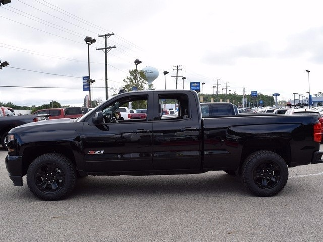 2018 Silverado 1500 Double Cab 4x4, Pickup #38608 - photo 8
