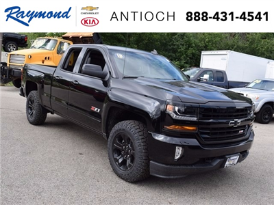2018 Silverado 1500 Double Cab 4x4, Pickup #38608 - photo 1