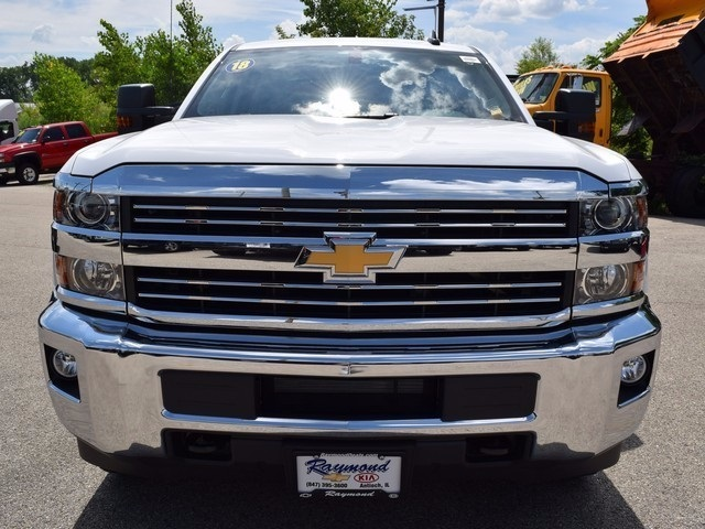2018 Silverado 2500 Extended Cab 4x4, Pickup #38609 - photo 10