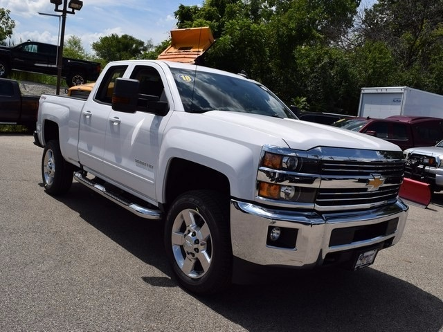 2018 Silverado 2500 Extended Cab 4x4, Pickup #38609 - photo 11