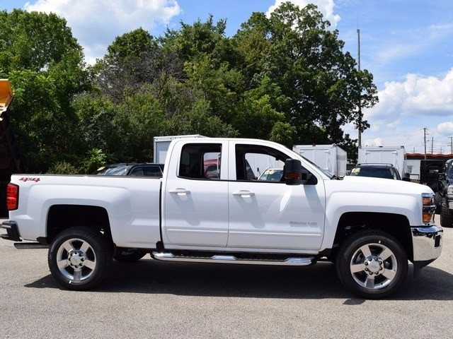 2018 Silverado 2500 Extended Cab 4x4, Pickup #38609 - photo 3