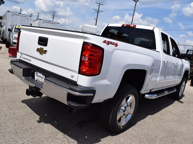 2018 Silverado 2500 Extended Cab 4x4, Pickup #38609 - photo 2