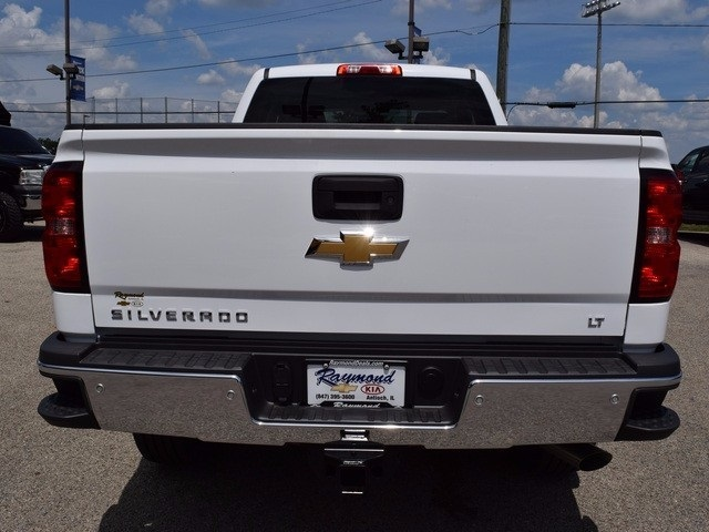 2018 Silverado 2500 Extended Cab 4x4, Pickup #38609 - photo 4