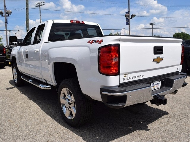 2018 Silverado 2500 Extended Cab 4x4, Pickup #38609 - photo 7