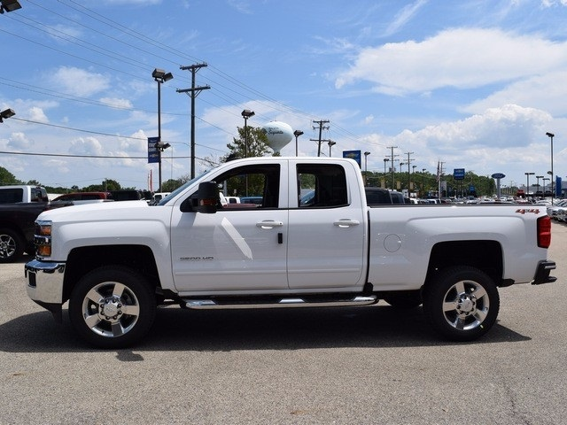 2018 Silverado 2500 Extended Cab 4x4, Pickup #38609 - photo 8