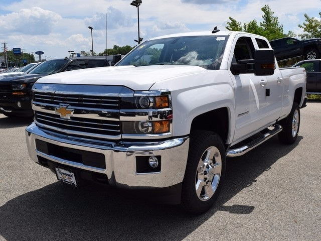 2018 Silverado 2500 Extended Cab 4x4, Pickup #38609 - photo 9