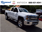 2018 Silverado 2500 Extended Cab 4x4, Pickup #38609 - photo 1
