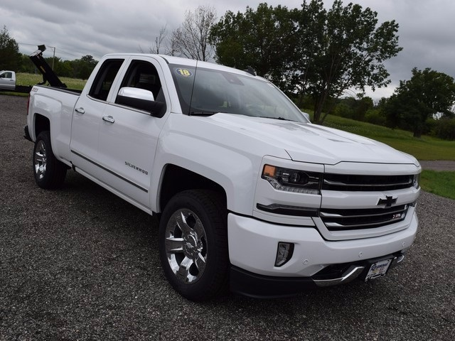 2018 Silverado 1500 Extended Cab 4x4 Pickup #38611 - photo 11