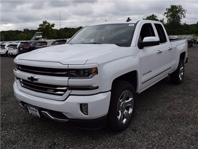 2018 Silverado 1500 Extended Cab 4x4 Pickup #38611 - photo 9