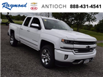 2018 Silverado 1500 Extended Cab 4x4, Pickup #38611 - photo 1
