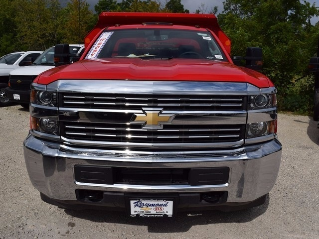 2017 Silverado 3500 Regular Cab 4x4 Dump Body #38615 - photo 10