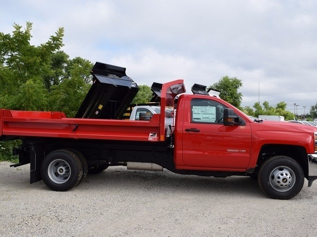 2017 Silverado 3500 Regular Cab 4x4 Dump Body #38615 - photo 3