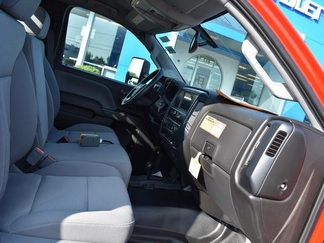 2017 Silverado 3500 Regular Cab DRW 4x4,  Monroe MTE-Zee Dump Body #38615 - photo 12