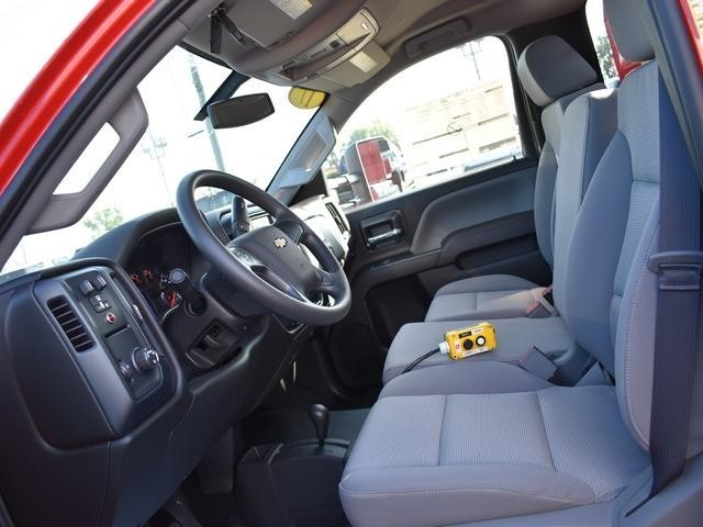 2017 Silverado 3500 Regular Cab DRW 4x4,  Monroe Dump Body #38615 - photo 19