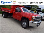 2017 Silverado 3500 Regular Cab 4x4 Dump Body #38615 - photo 1