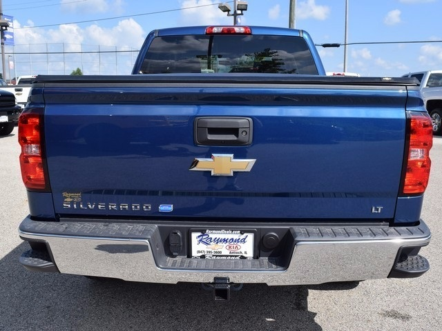 2018 Silverado 1500 Crew Cab 4x4 Pickup #38616 - photo 4