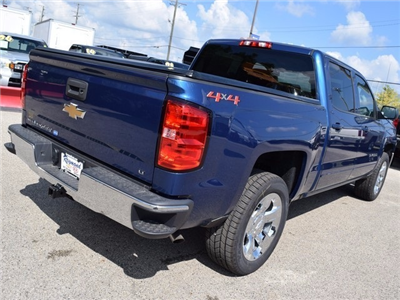 2018 Silverado 1500 Crew Cab 4x4 Pickup #38616 - photo 2