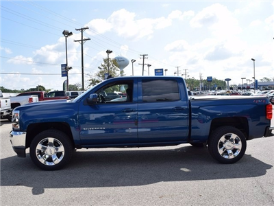 2018 Silverado 1500 Crew Cab 4x4 Pickup #38616 - photo 8