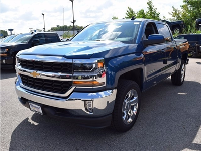 2018 Silverado 1500 Crew Cab 4x4 Pickup #38616 - photo 9