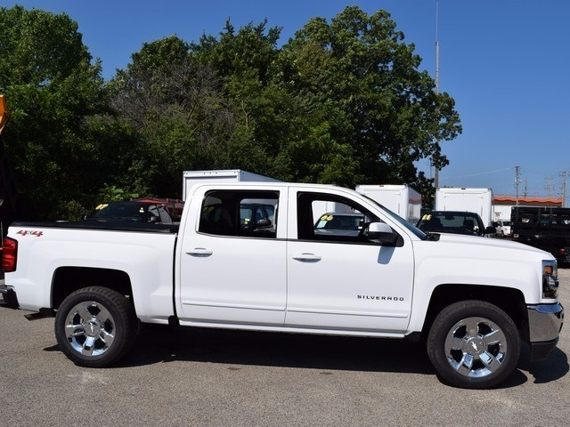 2018 Silverado 1500 Crew Cab 4x4, Pickup #38622 - photo 3