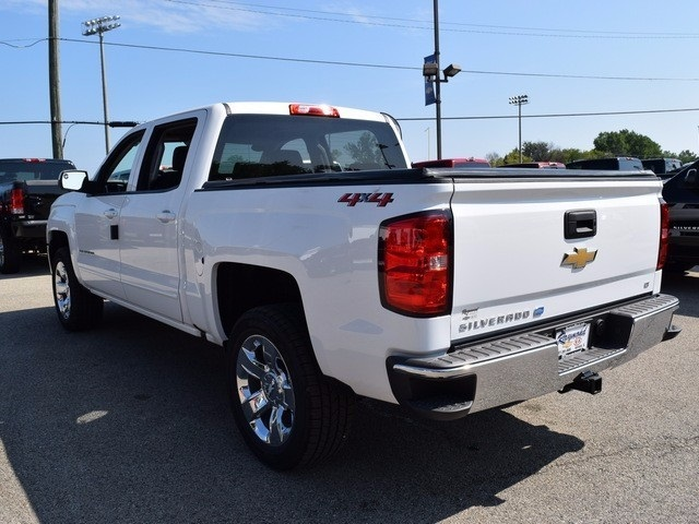 2018 Silverado 1500 Crew Cab 4x4, Pickup #38622 - photo 7