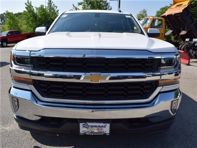 2018 Silverado 1500 Crew Cab 4x4, Pickup #38622 - photo 10