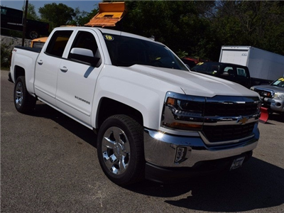 2018 Silverado 1500 Crew Cab 4x4, Pickup #38622 - photo 11