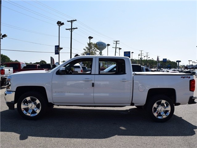2018 Silverado 1500 Crew Cab 4x4, Pickup #38622 - photo 8