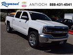 2018 Silverado 1500 Crew Cab 4x4, Pickup #38622 - photo 1