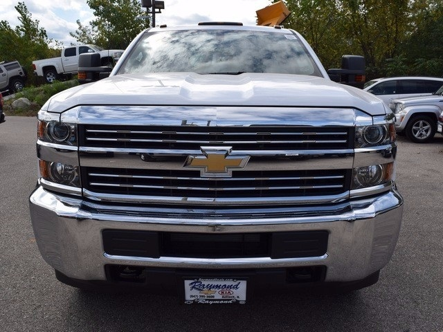 2018 Silverado 3500 Extended Cab 4x4 Pickup #38630 - photo 9