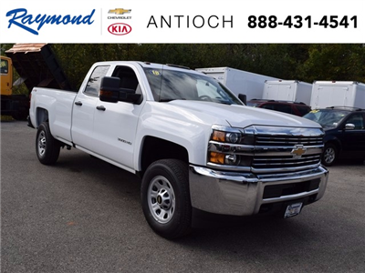 2018 Silverado 3500 Extended Cab 4x4 Pickup #38630 - photo 1