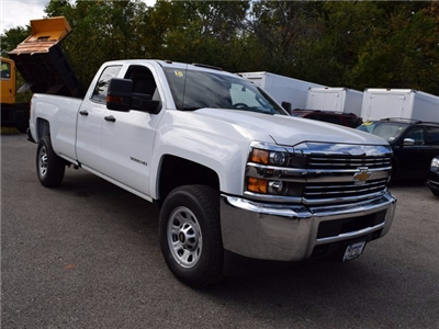 2018 Silverado 3500 Extended Cab 4x4 Pickup #38630 - photo 10
