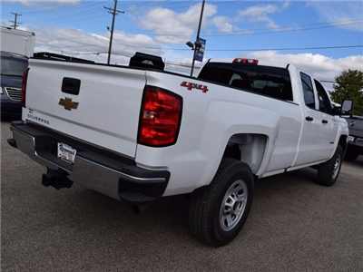 2018 Silverado 3500 Extended Cab 4x4 Pickup #38630 - photo 2