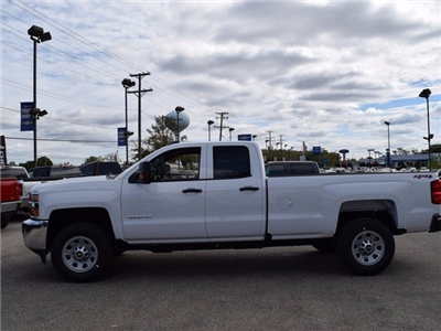 2018 Silverado 3500 Extended Cab 4x4 Pickup #38630 - photo 7