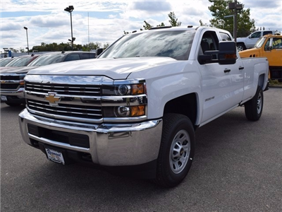 2018 Silverado 3500 Extended Cab 4x4 Pickup #38630 - photo 8