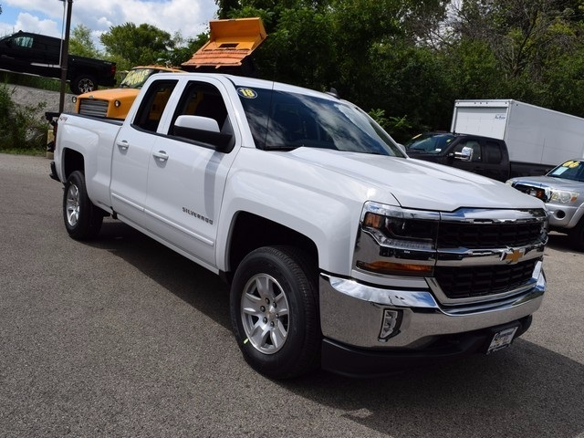 2018 Silverado 1500 Double Cab 4x4, Pickup #38638 - photo 11