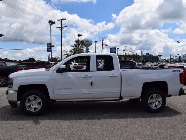 2018 Silverado 1500 Double Cab 4x4, Pickup #38638 - photo 8