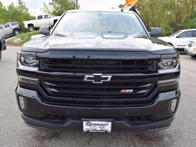 2018 Silverado 1500 Crew Cab 4x4, Pickup #38643 - photo 10