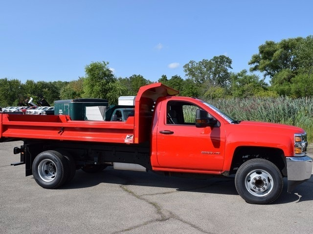 2017 Silverado 3500 Regular Cab Dump Body #38647 - photo 3