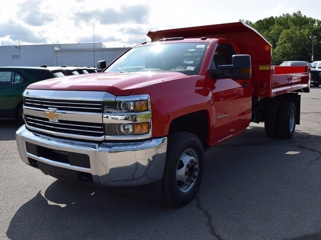 2017 Silverado 3500 Regular Cab Dump Body #38647 - photo 7