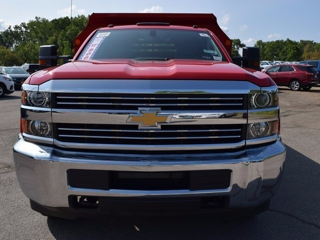 2017 Silverado 3500 Regular Cab Dump Body #38647 - photo 8