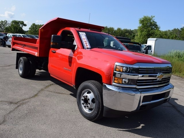 2017 Silverado 3500 Regular Cab Dump Body #38647 - photo 9