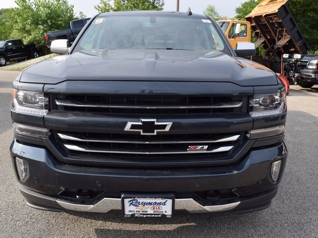 2018 Silverado 1500 Crew Cab 4x4, Pickup #38652 - photo 10